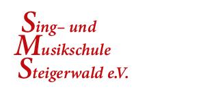 Musikschule Steigerwald e.V. Logo